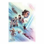 Star Wars, Maxi Poster - Rise of Skywalker - Rey