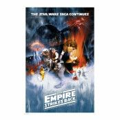Star Wars, Maxi Poster - The Empire Strikes Back