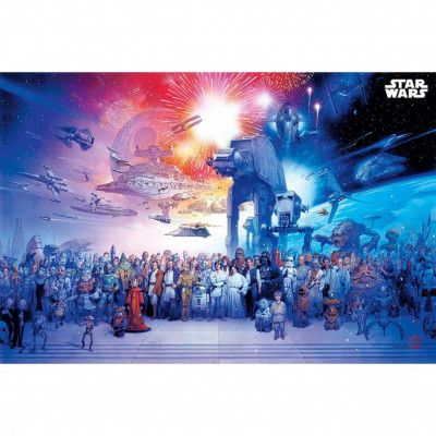 Star Wars, Maxi Poster - Universe