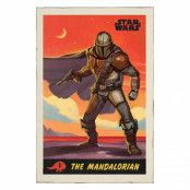The Mandalorian, Maxi Poster - Din Djarin