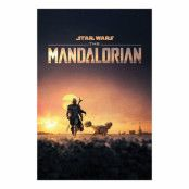 The Mandalorian, Maxi Poster - Dusk