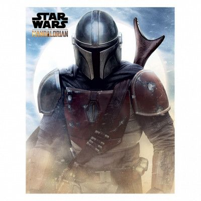 The Mandalorian, Mini Poster - Sand