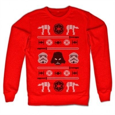 Star Wars AT-AT X-Mas Knit Sweatshirt, Sweatshirt