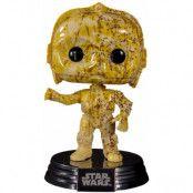 Funko Pop! Star Wars Futura Skin C-3PO Bobble-Head