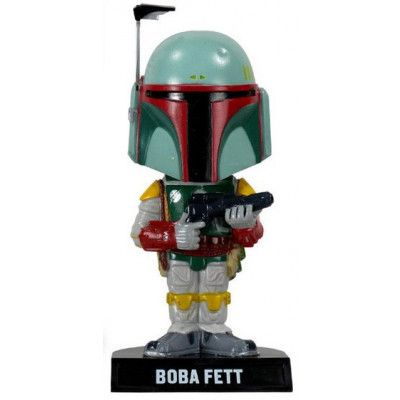 Wacky Wobbler - Star Wars Boba Fett