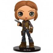 Wacky Wobbler - Star Wars Jyn Erso