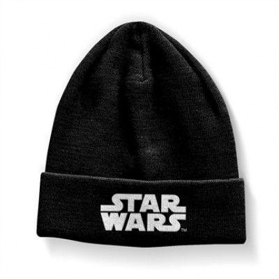 Star Wars Classic Logo Beanie, Knitted Beanie