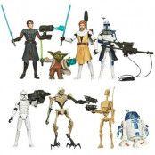 Star Wars Clone Wars Actionfigurer
