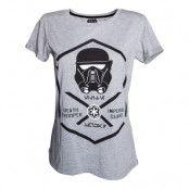 Star Wars Death Trooper Dam T-shirt - Large