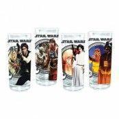 Star Wars Glas
