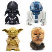 Talande Star Wars Mjukisdjur