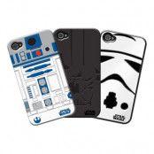 Star Wars iPhone 4 Skal - Darth Vader