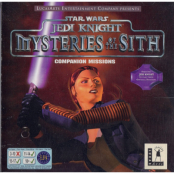 Star Wars Jedi Knight Mysteries Of The Sith Companion Missio