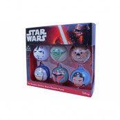 Star Wars Julgranskulor The Empire Strikes Back