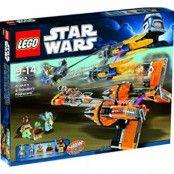 LEGO Star Wars Anakins & Sebulbas Podracers