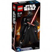 LEGO Star Wars Buildable Figures Kylo Ren