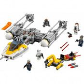 LEGO Star Wars Rouge One Y-Wing Starfighter