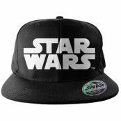 Star Wars Logo Cap, Adjustable Snapback Cap