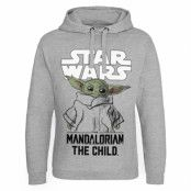 Star Wars - Mandalorian Child Epic Hoodie, Epic Hoodie