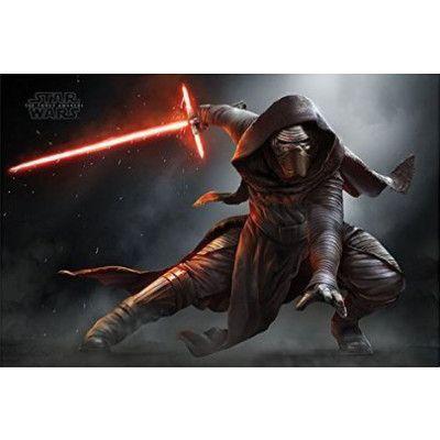 Star Wars Kylo Ren Warrior Poster 61 x 91,5cm