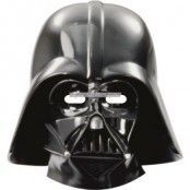 Stjärnornas krig / Star Wars Darth Vader-mask - 6 st