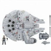 Star Wars - Mission Fleet - Han Solo Millennium Falcon