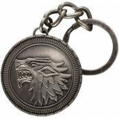 Game of Thrones - Metal Keychain Stark Shield