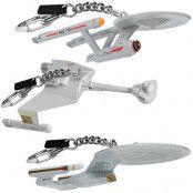 Star Trek Nyckelringar