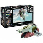 Star Wars - Slave I - 40th Anniversary Model Kit - 1/88