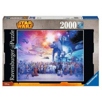 Star Wars - Star Wars Universe Jigsaw Puzzle