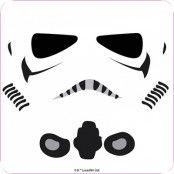 Star Wars Stormtrooper Drinkunderlägg