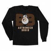 Astromech Droid Long Sleeve T-Shirt , Long Sleeve T-Shirt