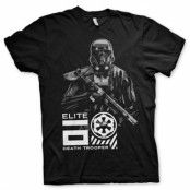 Elite Death Trooper T-Shirt, Basic Tee
