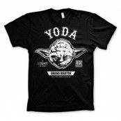 Grand Master Yoda T-Shirt, Basic Tee