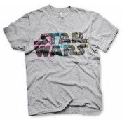 Inked Star Wars Logo T-Shirt, Basic Tee
