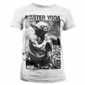 Master Yoda Girly Tee, Girly T-Shirt