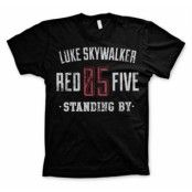 Red 5 Standing By T-Shirt, Basic Tee