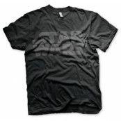 Star Wars Black Logo T-Shirt, Basic Tee