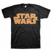 Star Wars Classic Logo T-Shirt, Basic Tee