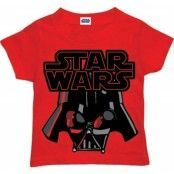 Star Wars - Cute Darth Kids Tee, Kids T-Shirt
