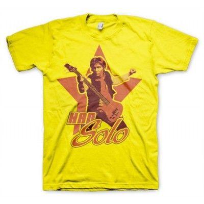 Star Wars - Han Solo T-Shirt, Basic Tee