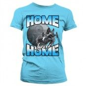 Star Wars - Home Sweet Home Girly T-Shirt, Girly T-Shirt