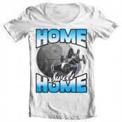 Star Wars - Home Sweet Home Wide Neck Tee, Wide Neck T-Shirt