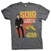 Star Wars Solo - The Kid From Correlia T-Shirt, Basic Tee
