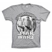 Star Wars - Stormtrooper T-Shirt, Basic Tee