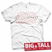 Star Wars - The Last Jedi Logo Big & Tall T-Shirt, Big & Tall T-Shirt