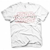 Star Wars - The Last Jedi Logo T-Shirt, Basic Tee