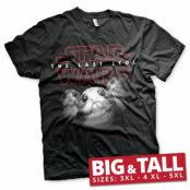Star Wars - The Last Jedi Porgs Big & Tall T-Shirt, Big & Tall T-Shirt