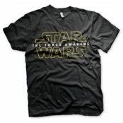 The Force Awakens Logo T-Shirt, Basic Tee