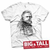 The Last Jedi - Luke Skywalker Big & Tall T-Shirt, Big & Tall T-Shirt